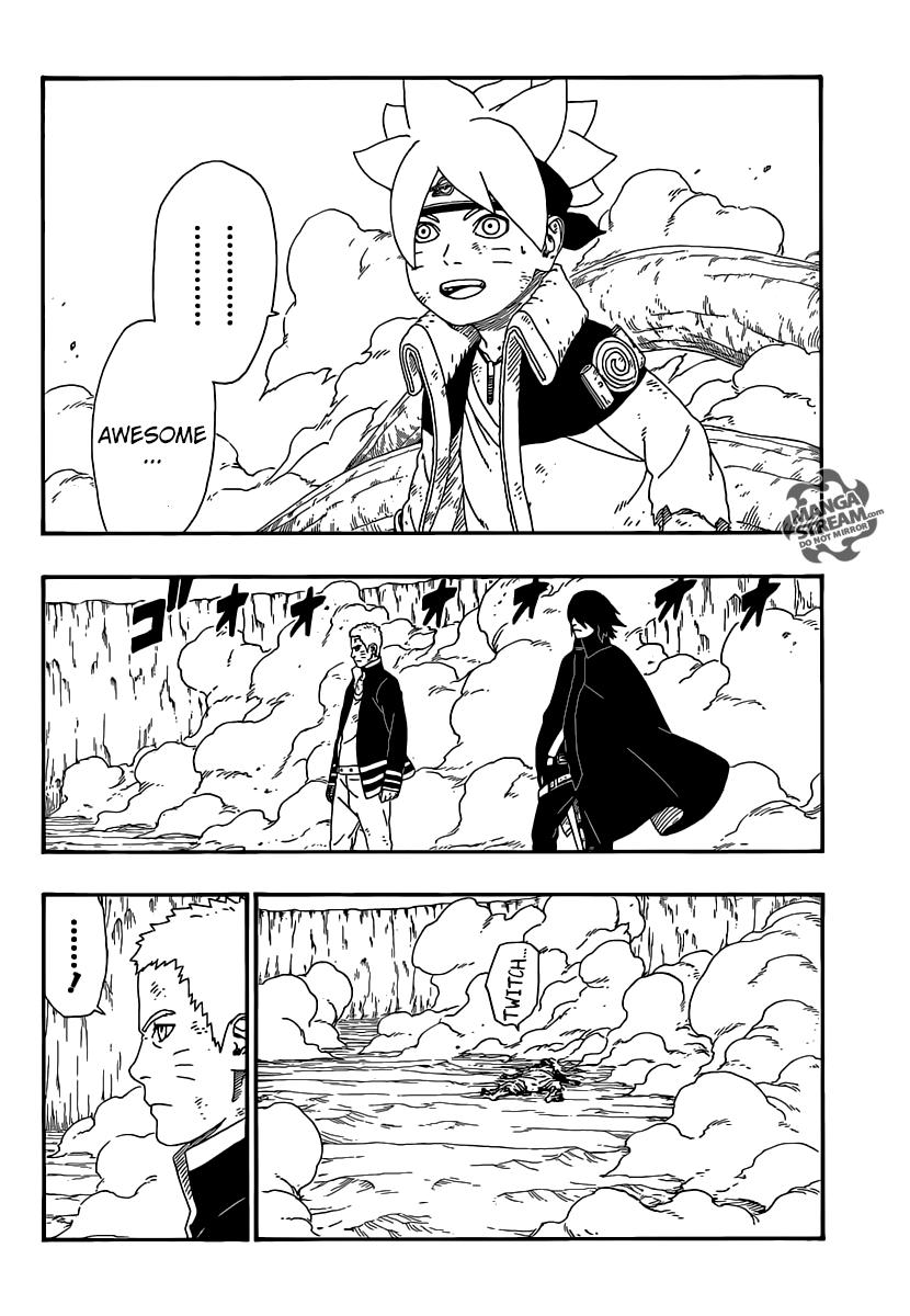 Boruto Manga, Chapter 8 image 034