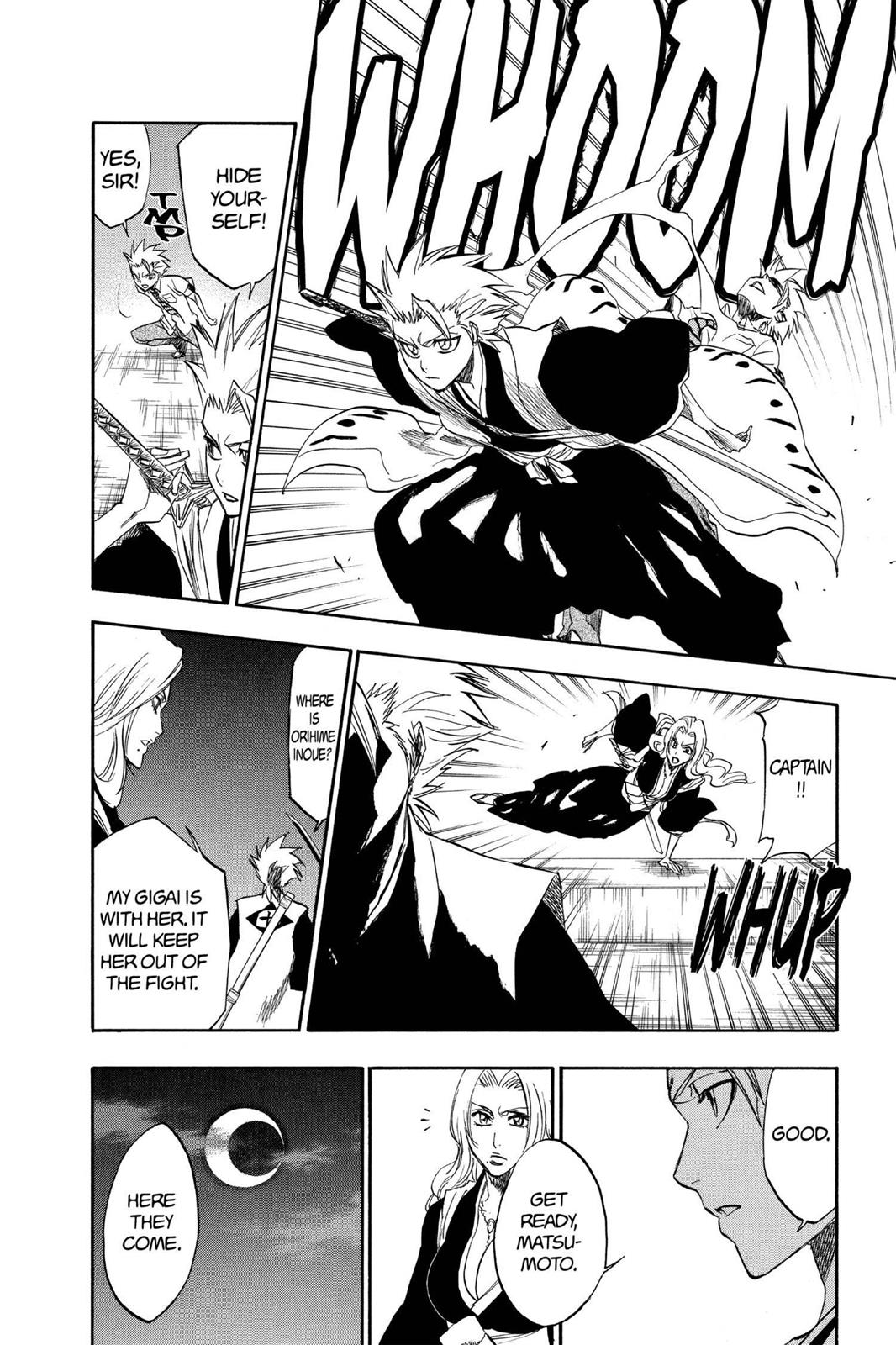 Bleach, Chapter 200 image 011