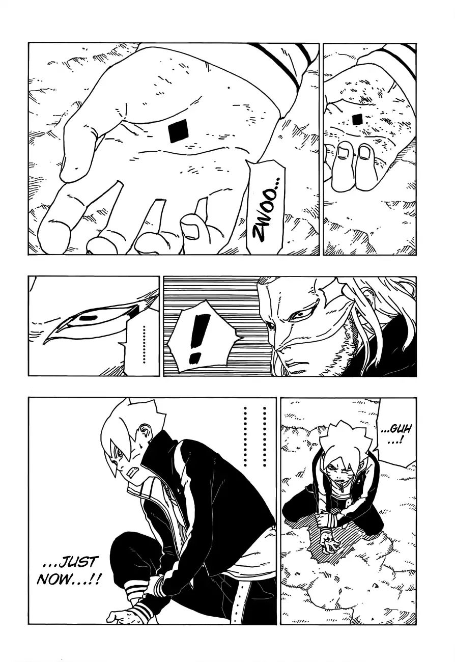 Boruto Manga, Chapter 30 image 028