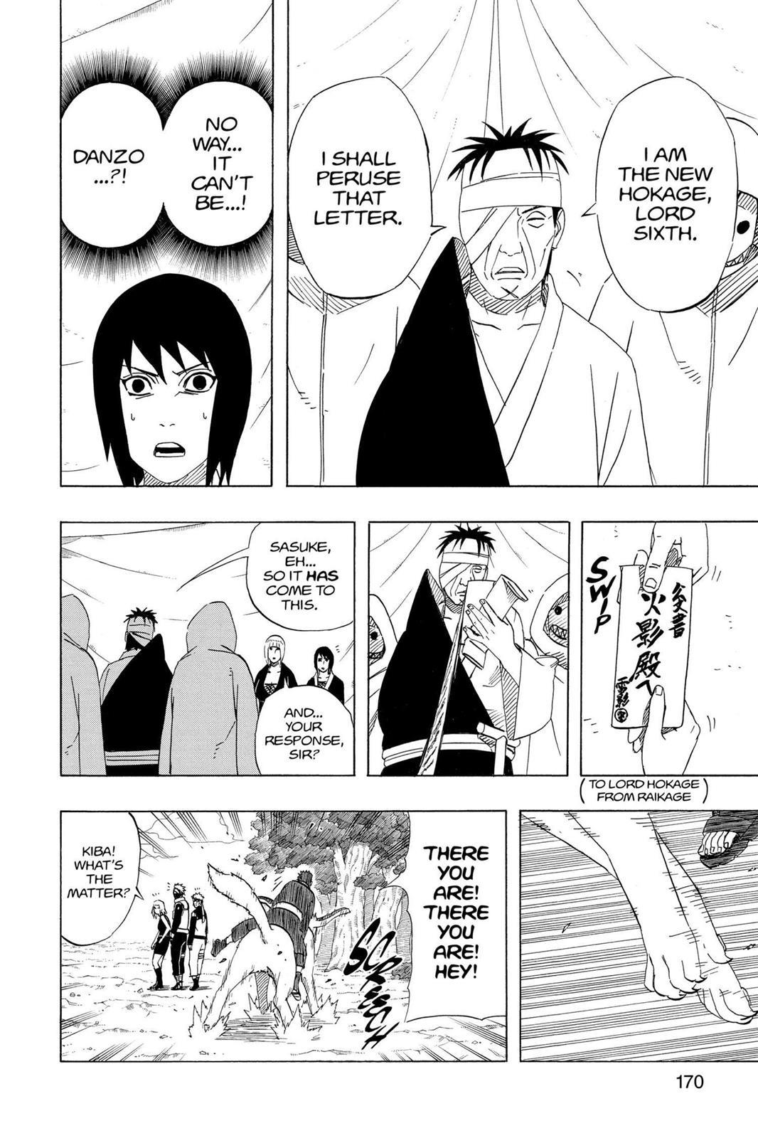 Naruto, Chapter 451 image 015
