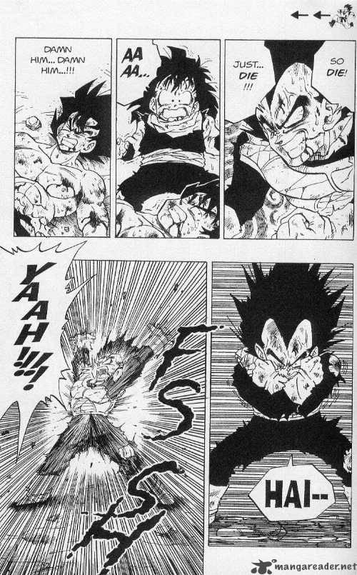 Dragon Ball, Chapter 239 image 007