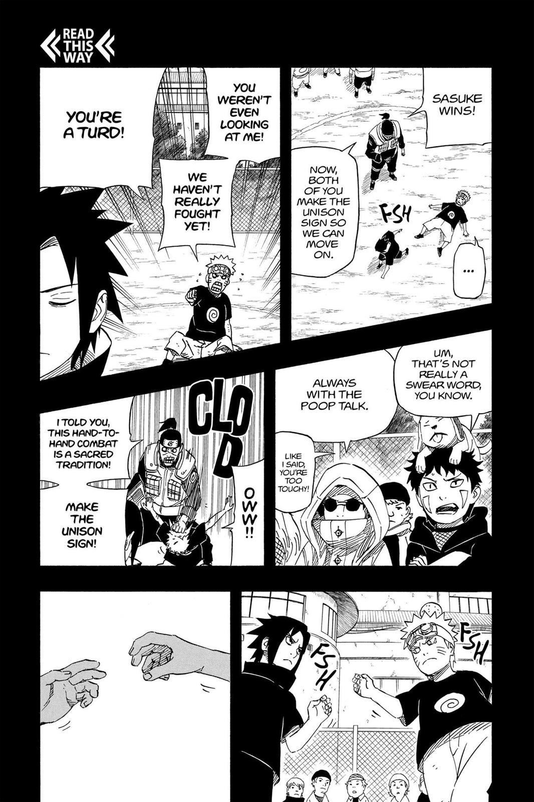 Naruto, Chapter 538 image 013