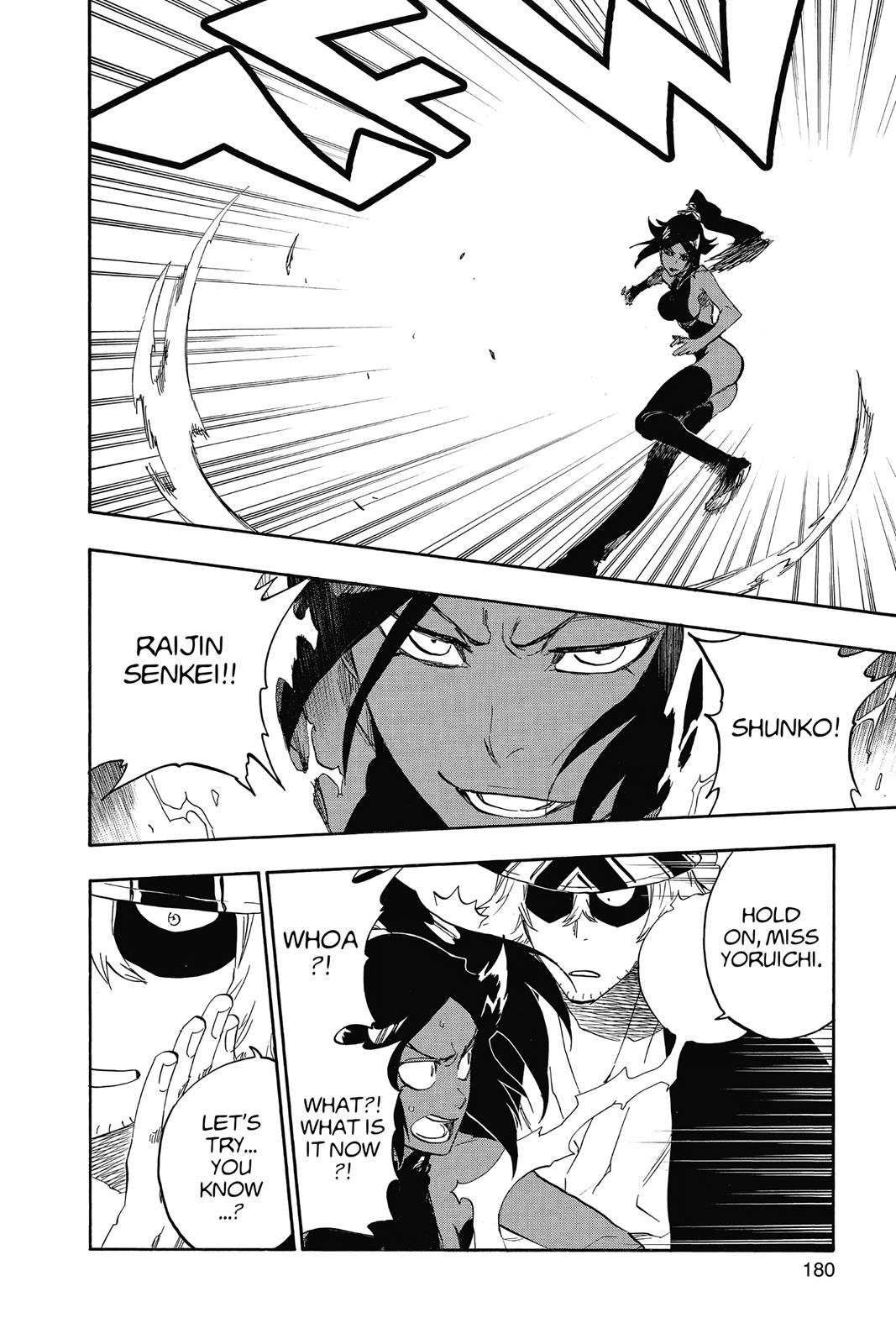 Bleach, Chapter 662 image 012