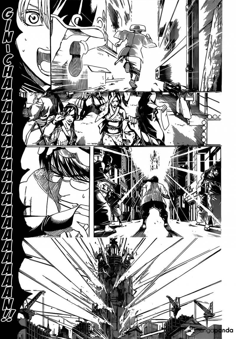 Gintama Chapter, 690 image 003