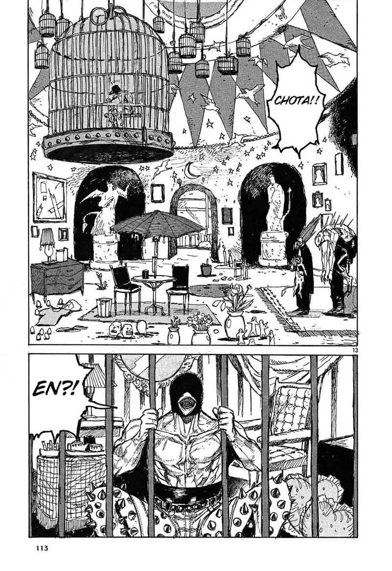Dorohedoro, Chapter 22 image 013