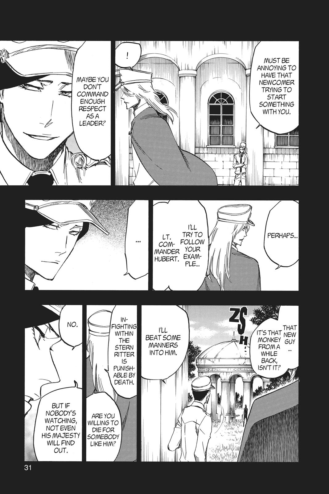 Bleach, Chapter 634 image 007