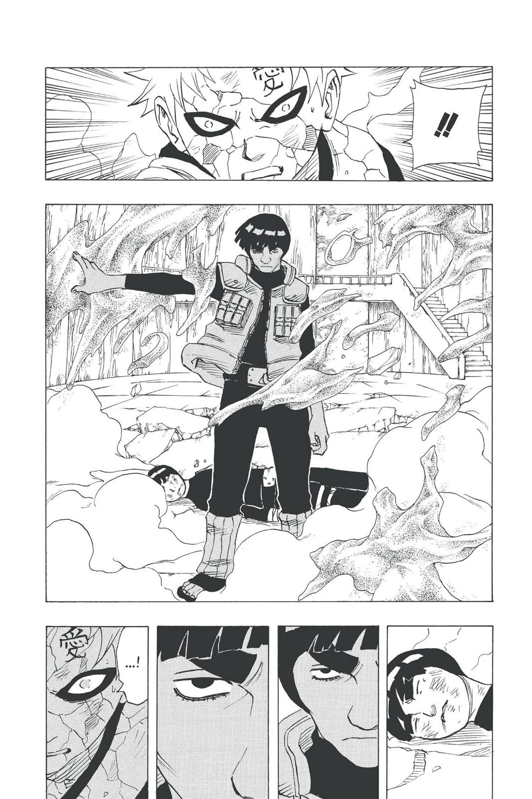 Naruto, Chapter 86 image 010