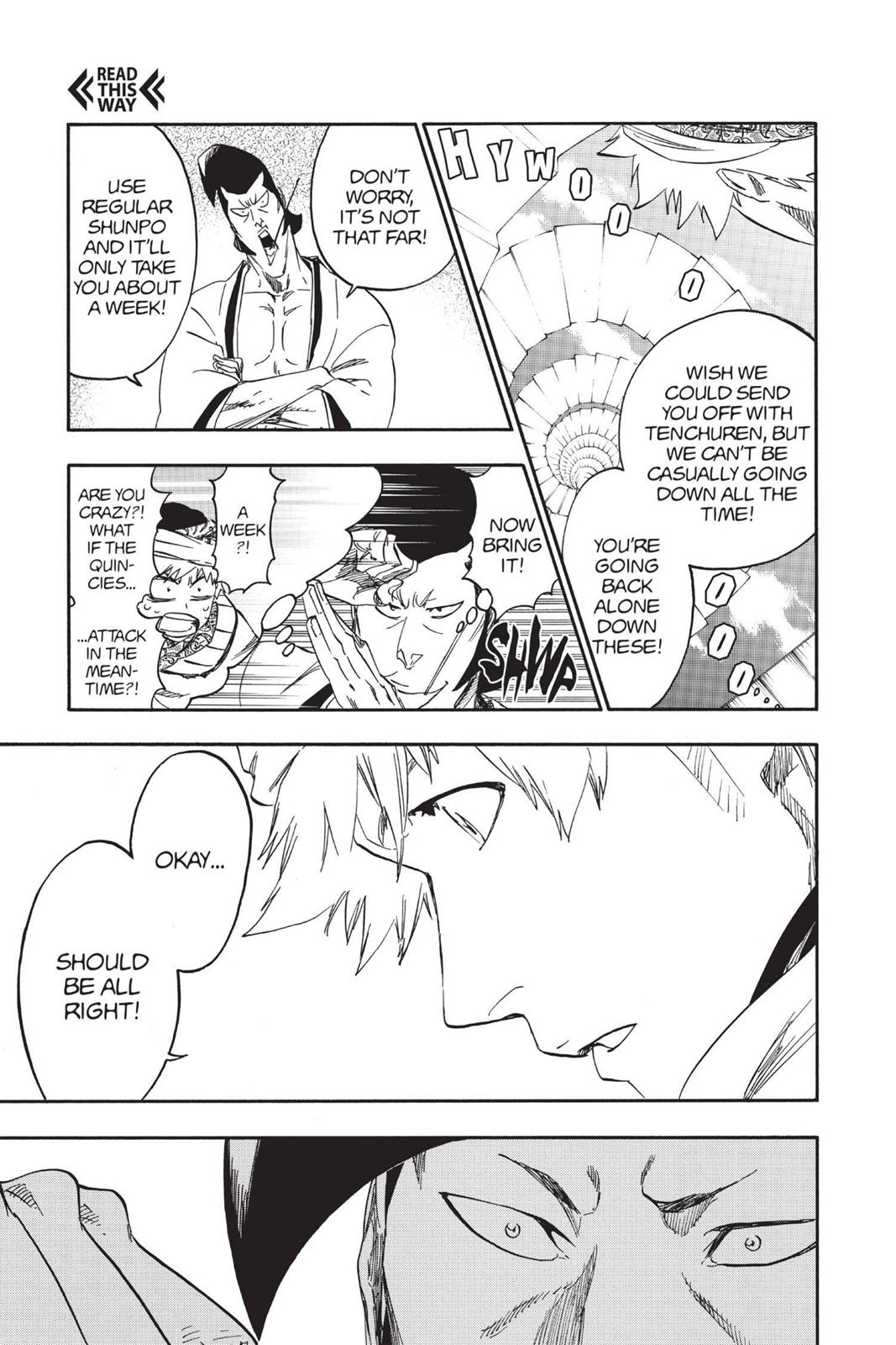 Bleach, Chapter 555 image 005