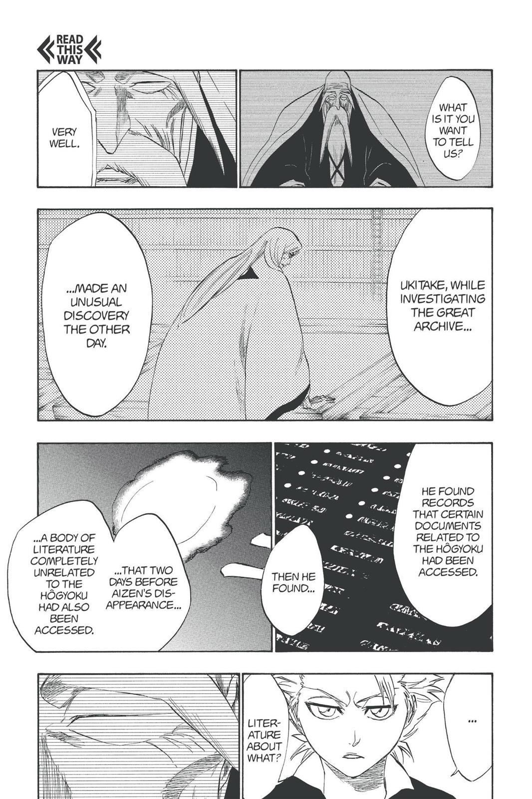 Bleach, Chapter 223 image 005
