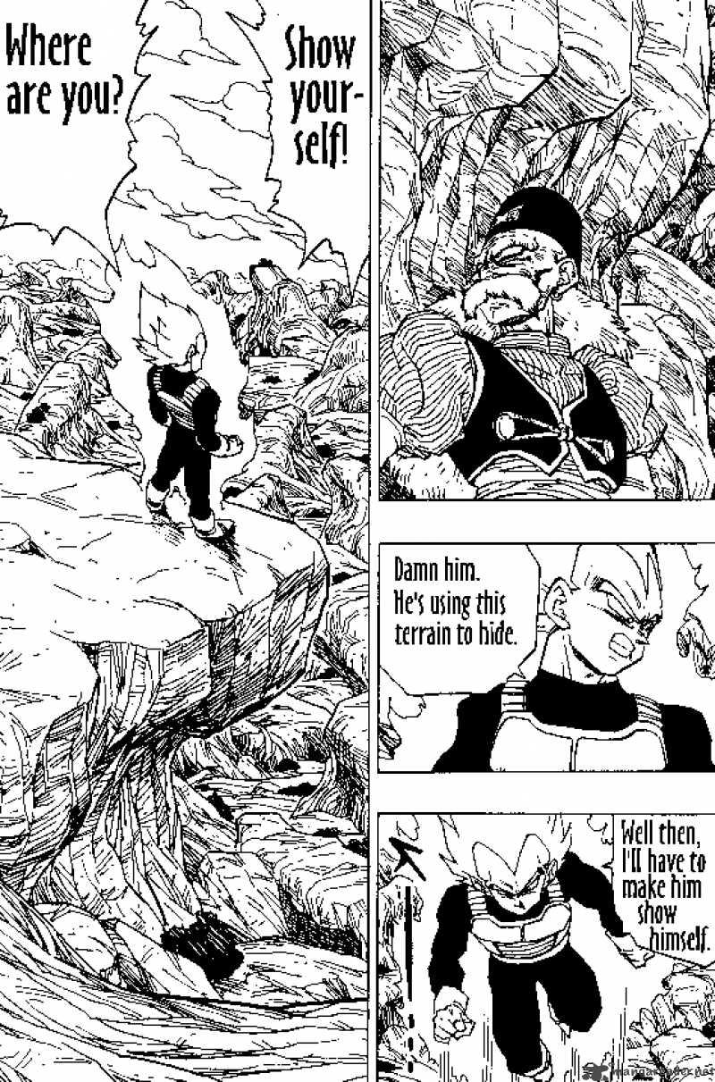 Dragon Ball, Chapter 345 image 008