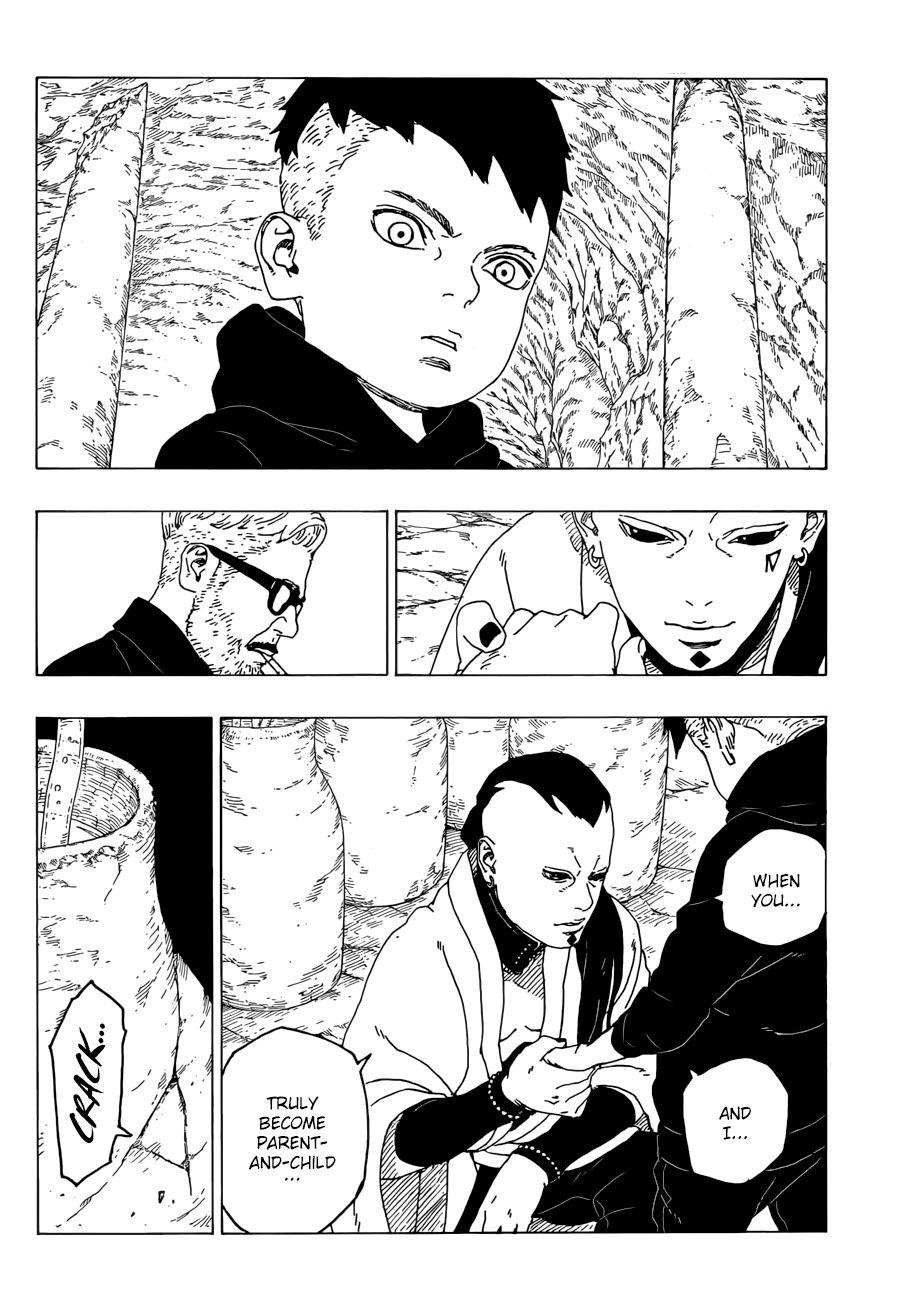 Boruto Manga, Chapter 26 image 007