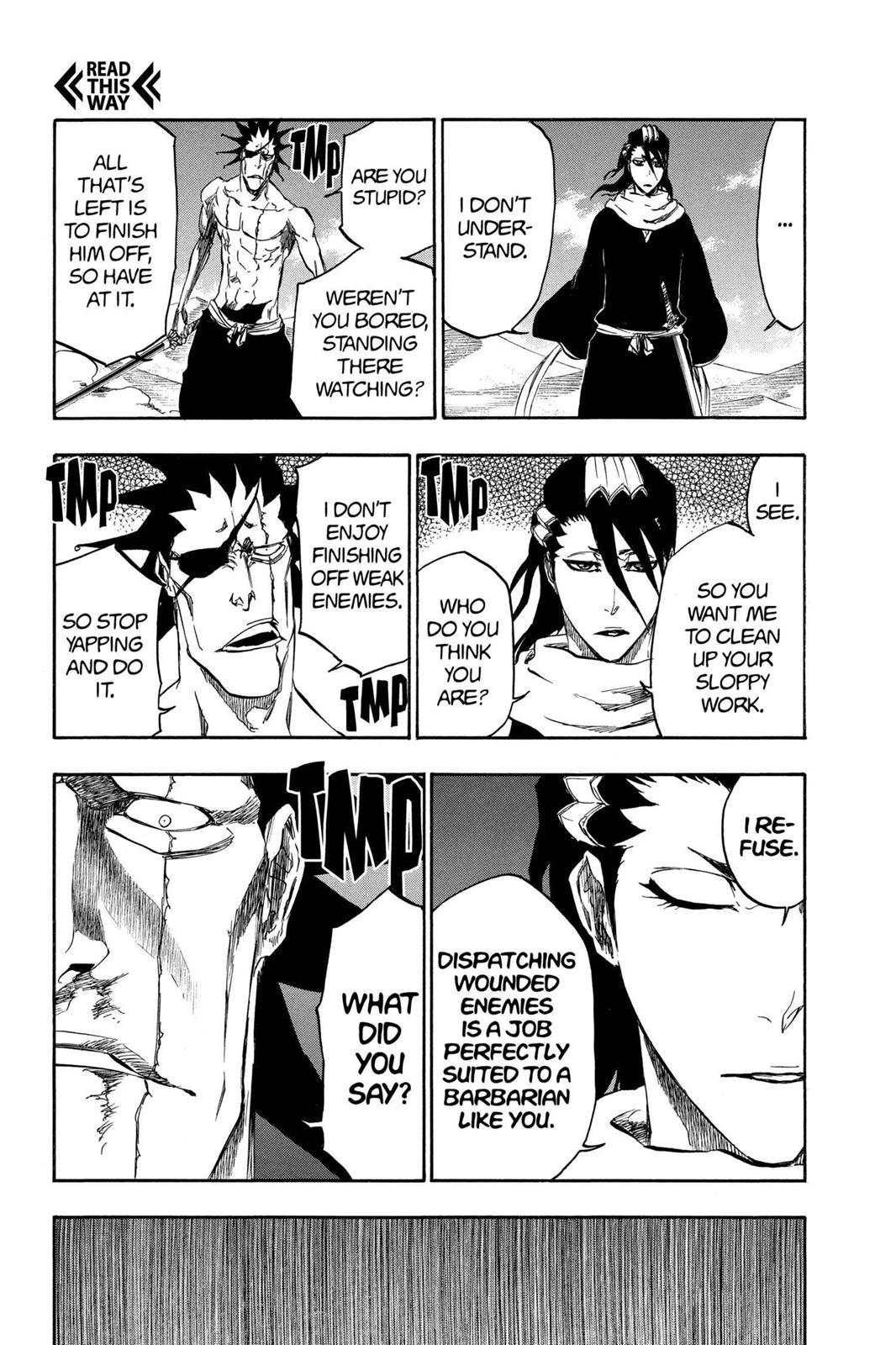 Bleach, Chapter 382 image 011