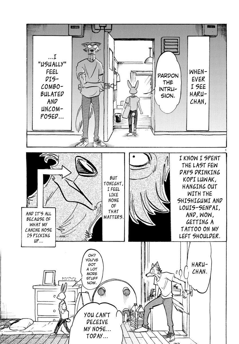 Beastars Manga, Chapter 148 image 002