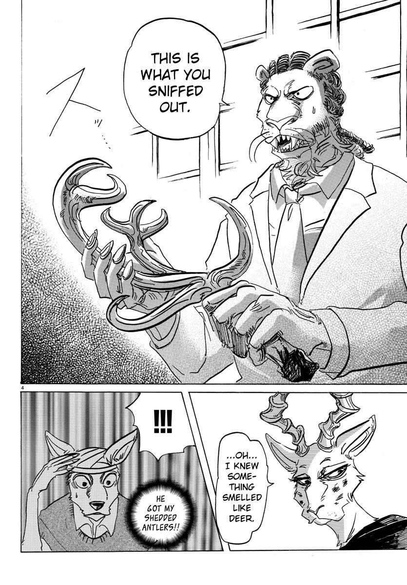 Beastars Manga, Chapter 132 image 004