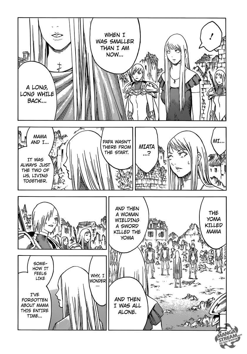 Claymore, Chapter 143 image 003