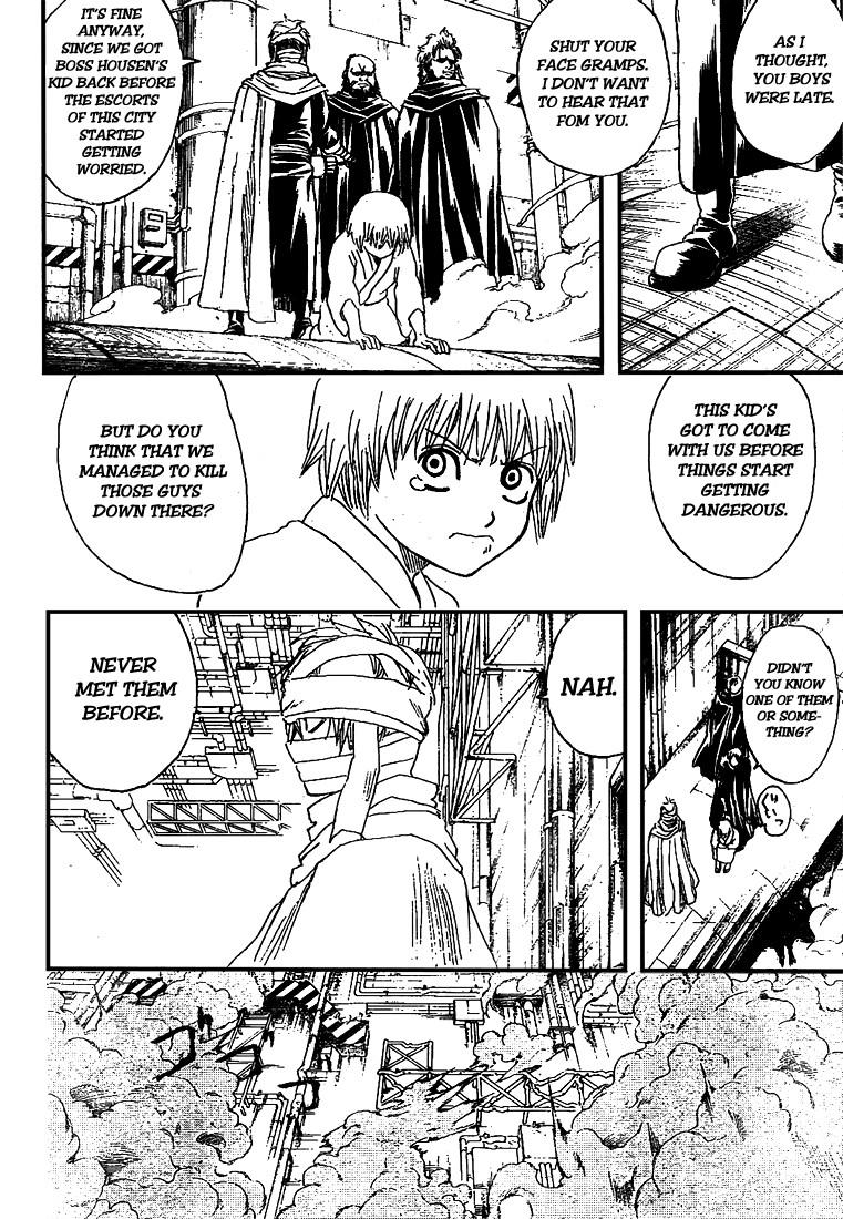 Gintama Chapter, 213 image 014