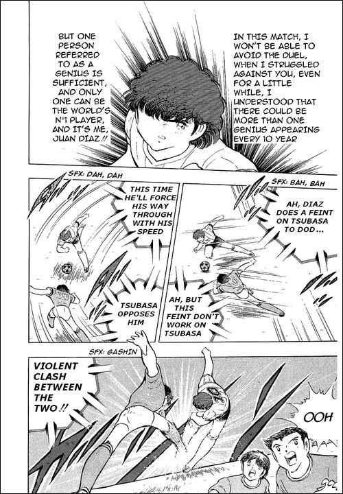Captain Tsubasa, Chapter 94 image 065