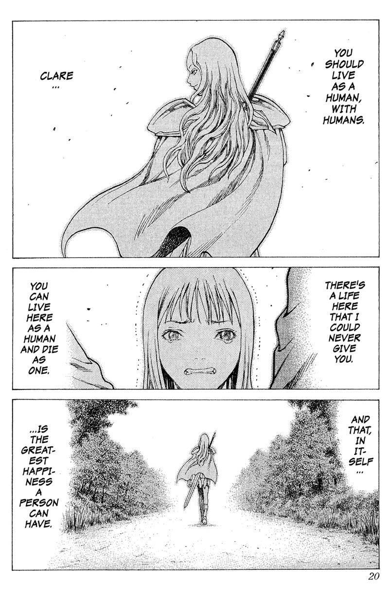 Claymore, Chapter 16 image 019