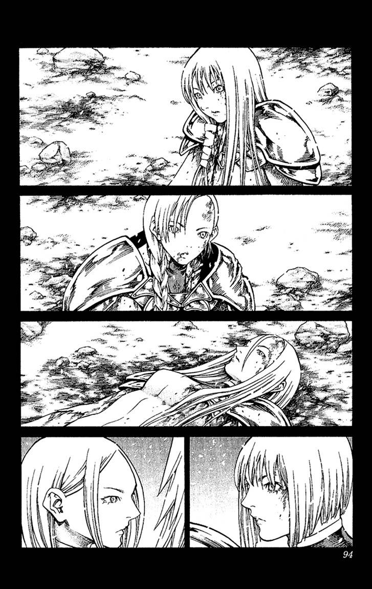 Claymore, Chapter 66 image 022