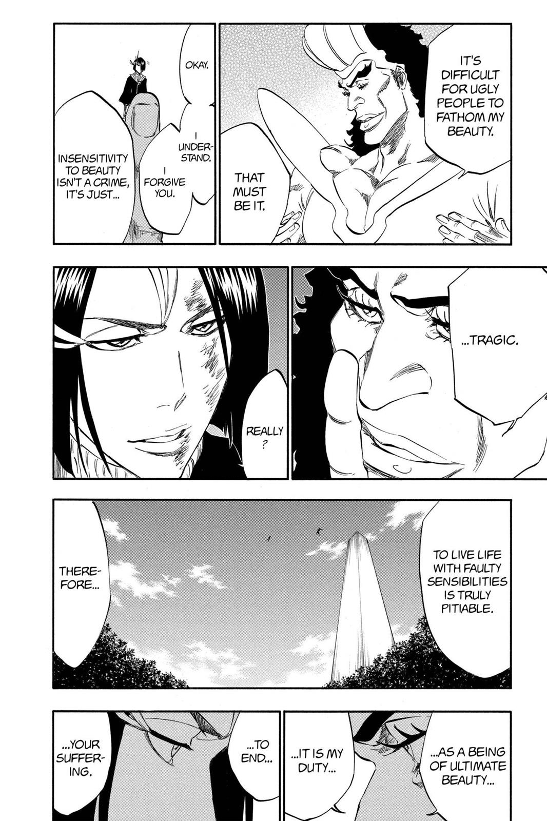 Bleach, Chapter 321 image 006