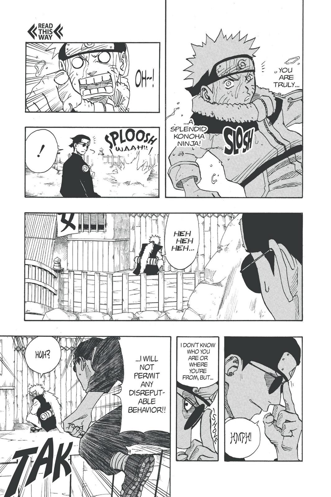 Naruto, Chapter 90 image 016