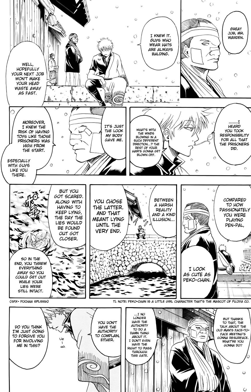 Gintama Chapter, 342 image 014