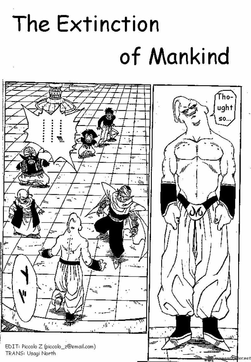 Dragon Ball, Chapter 488 image 001