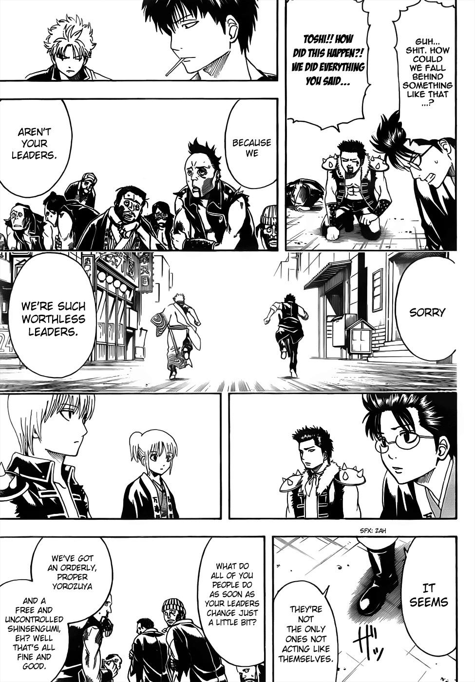Gintama Chapter, 473 image 017