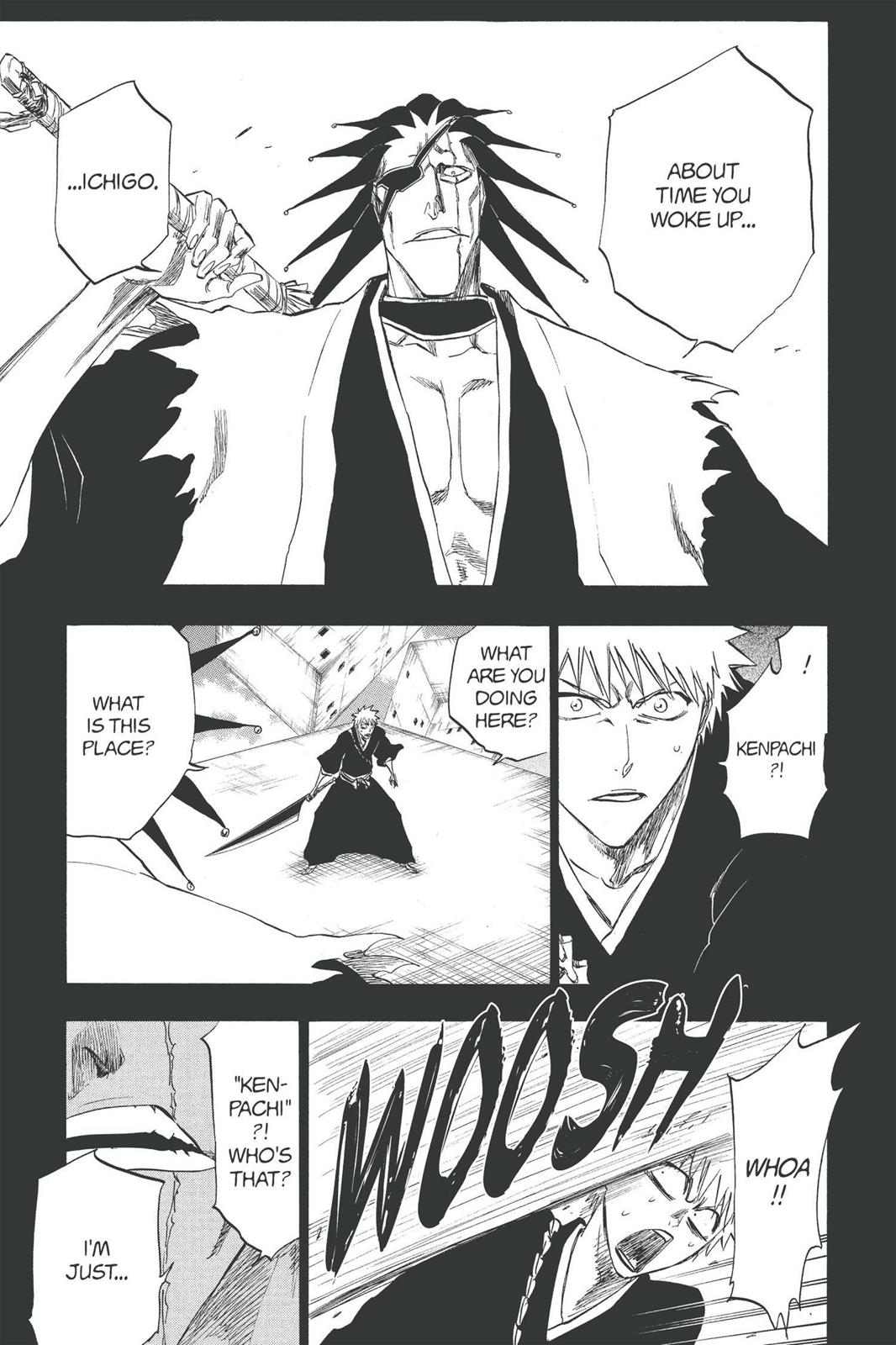 Bleach, Chapter 221 image 005