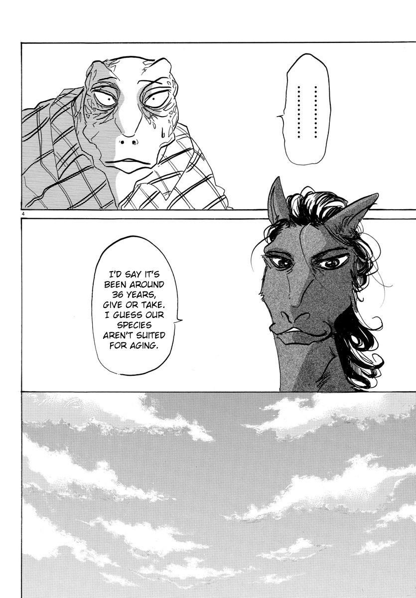 Beastars Manga, Chapter 112 image 003