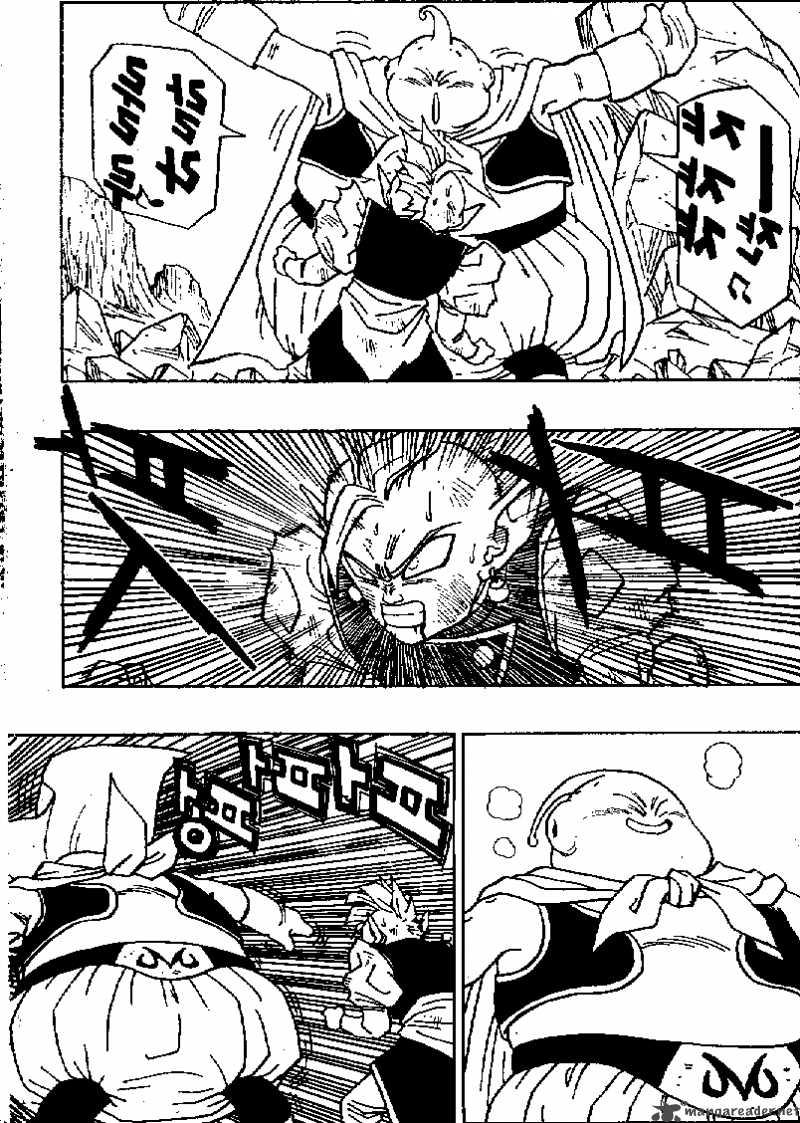 Dragon Ball, Chapter 464 image 002