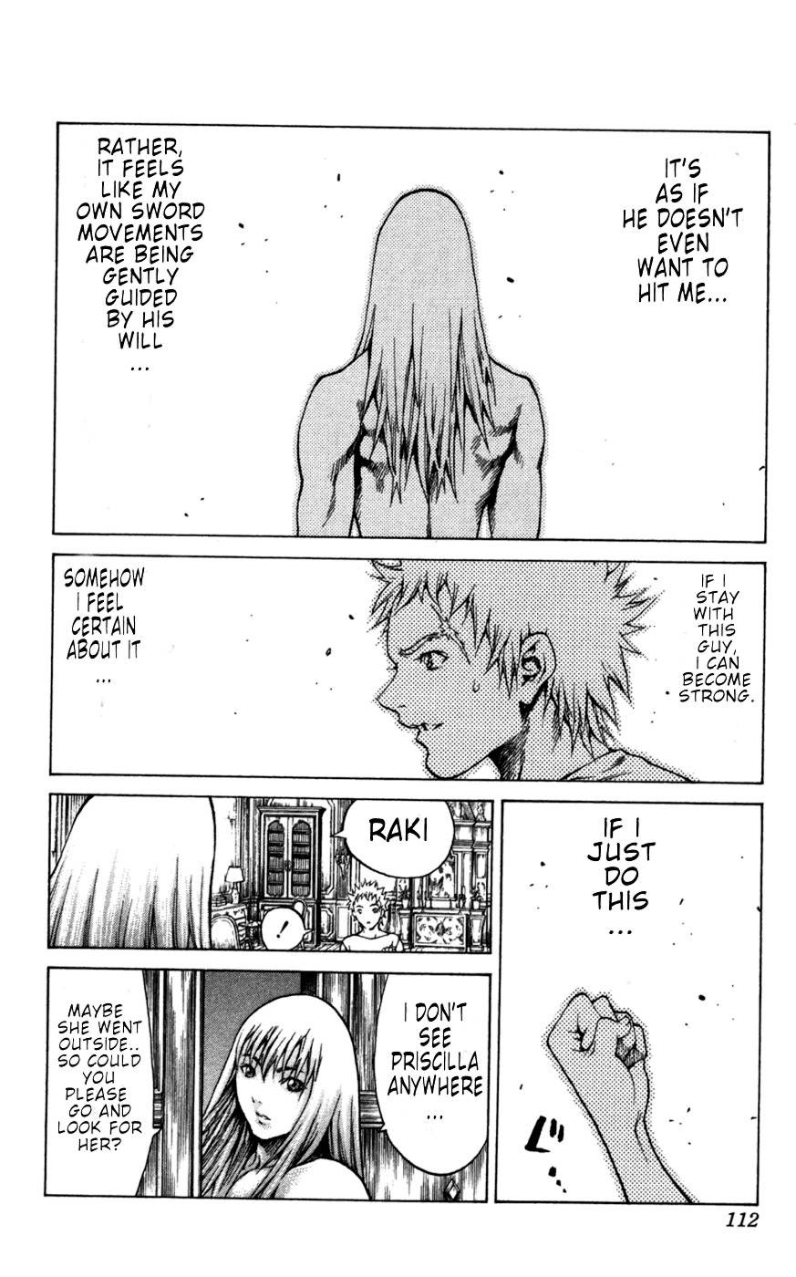 Claymore, Chapter 61 image 018