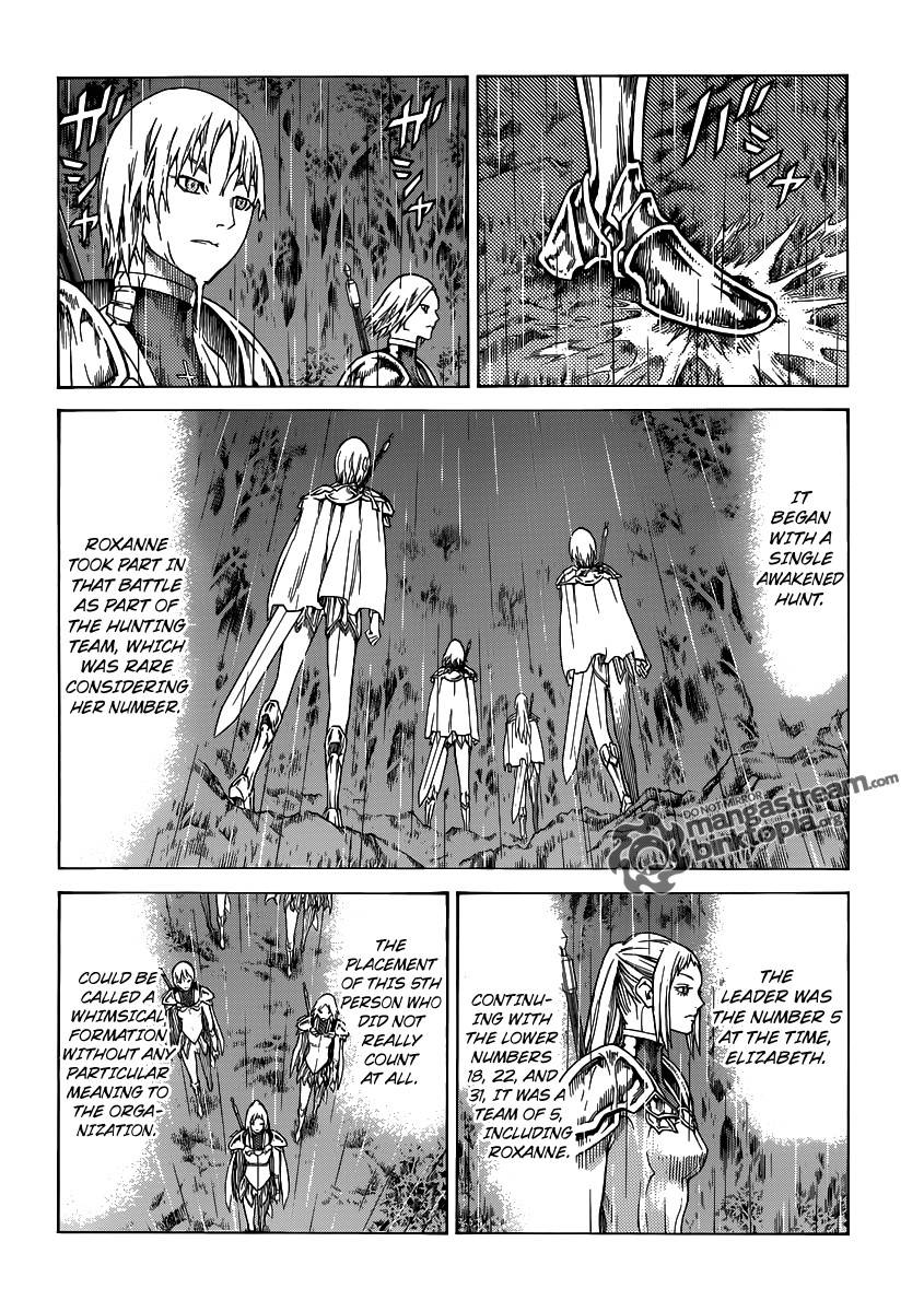Claymore, Chapter 117 image 003
