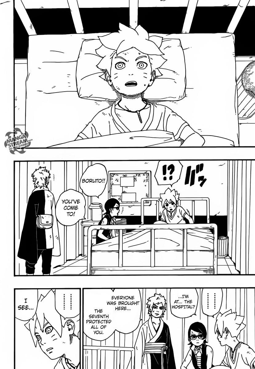 Boruto Manga, Chapter 6 image 012