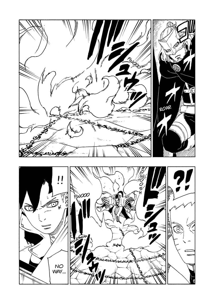 Boruto Manga, Chapter 47 image 003