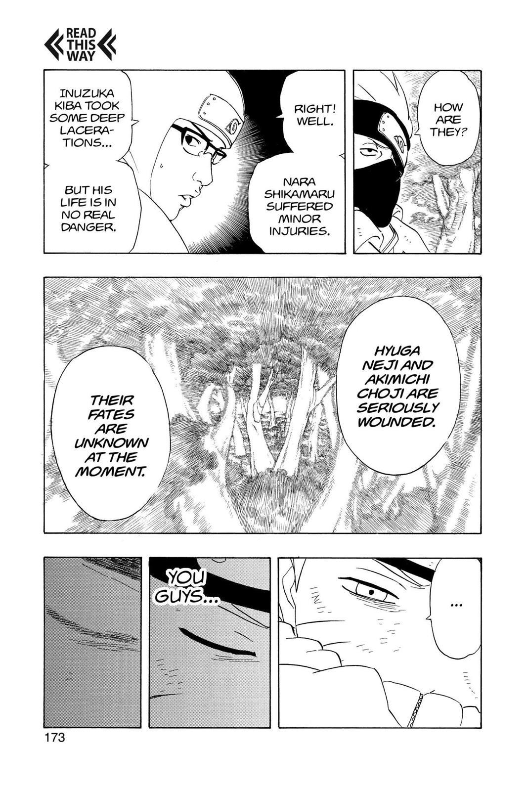 Naruto, Chapter 235 image 005