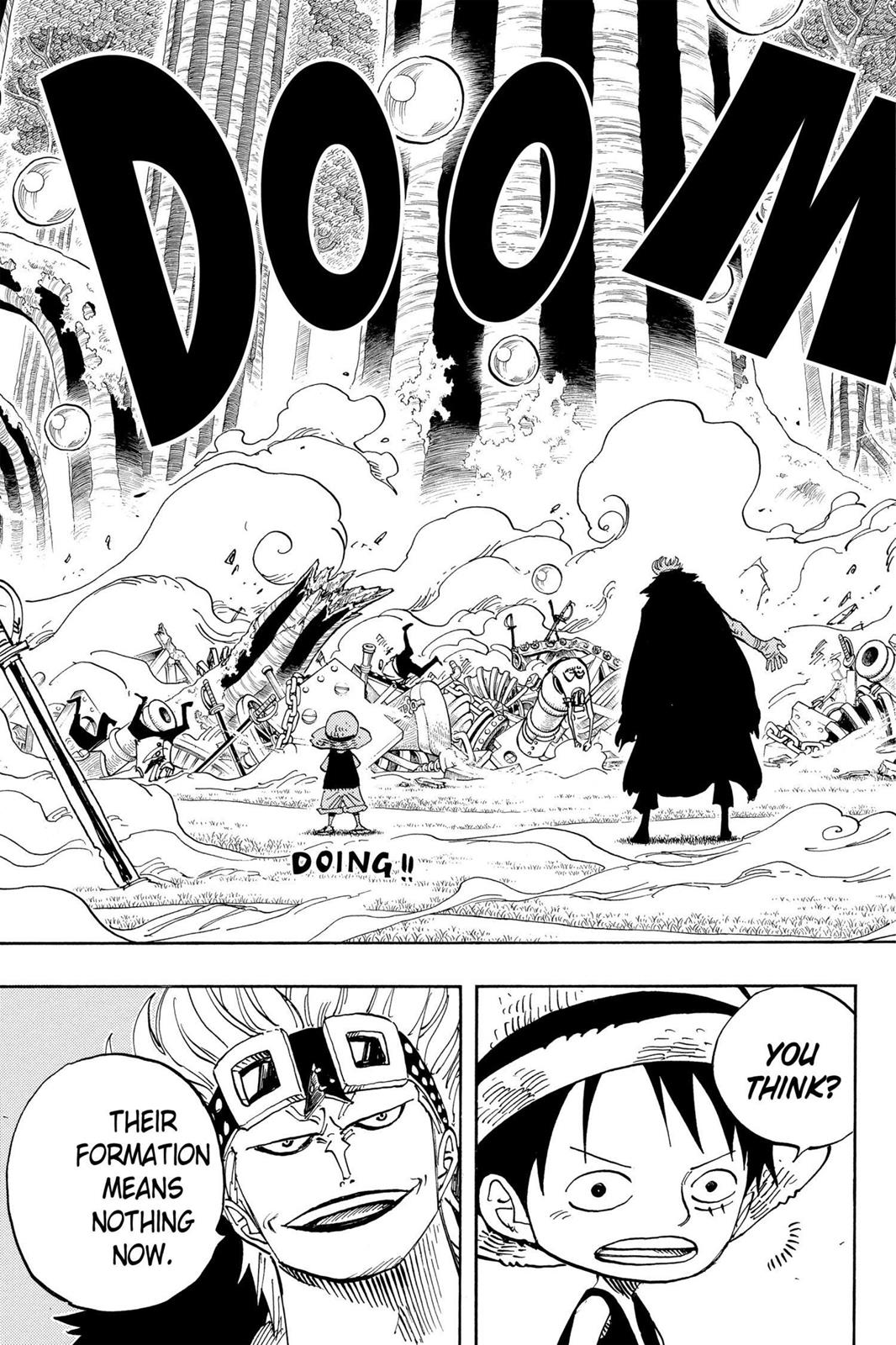 One Piece, Chapter 505 image 009