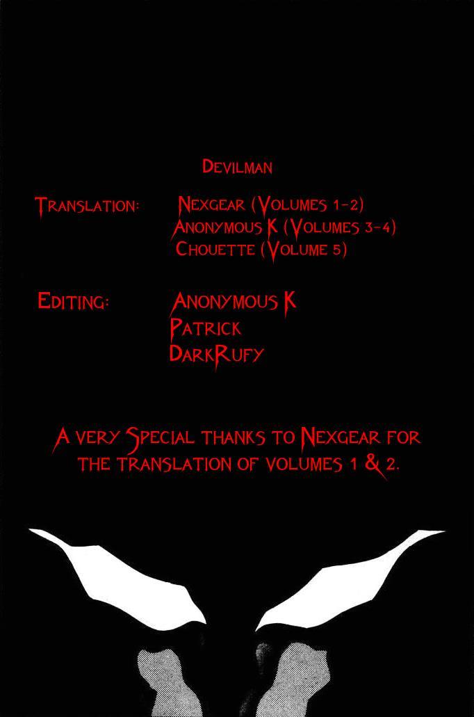 Devilman, Chapter 3 image 225