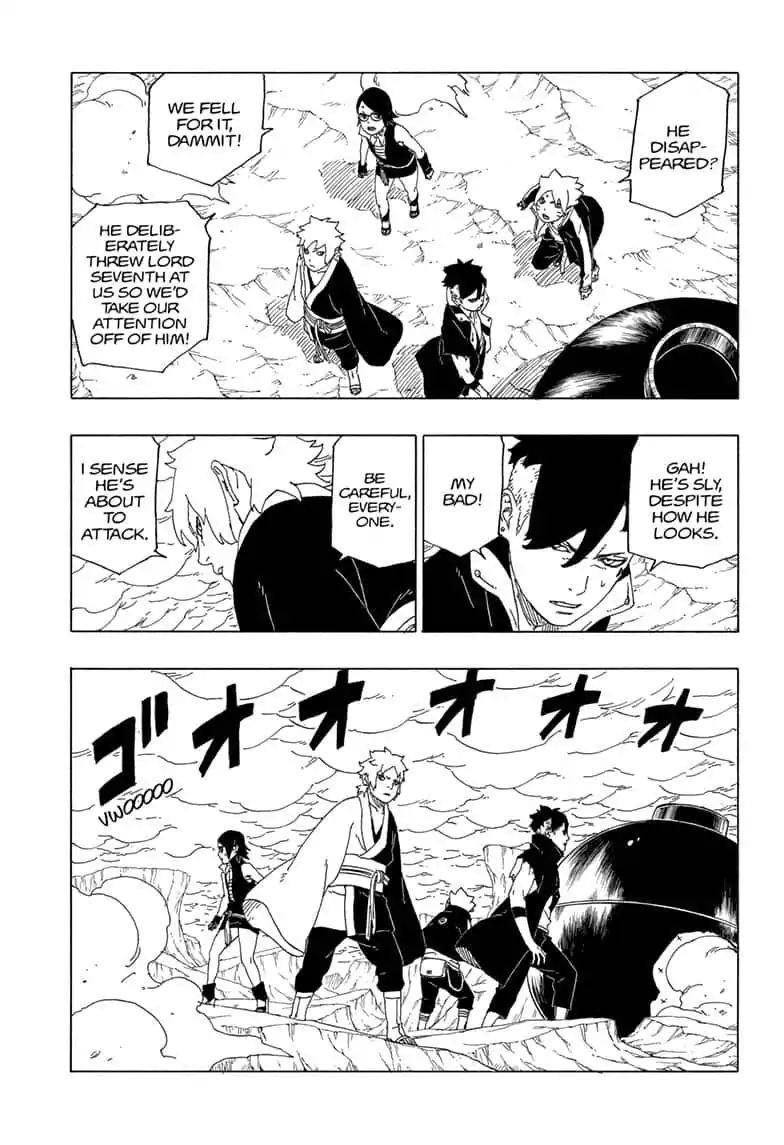 Boruto Manga, Chapter 40 image 009