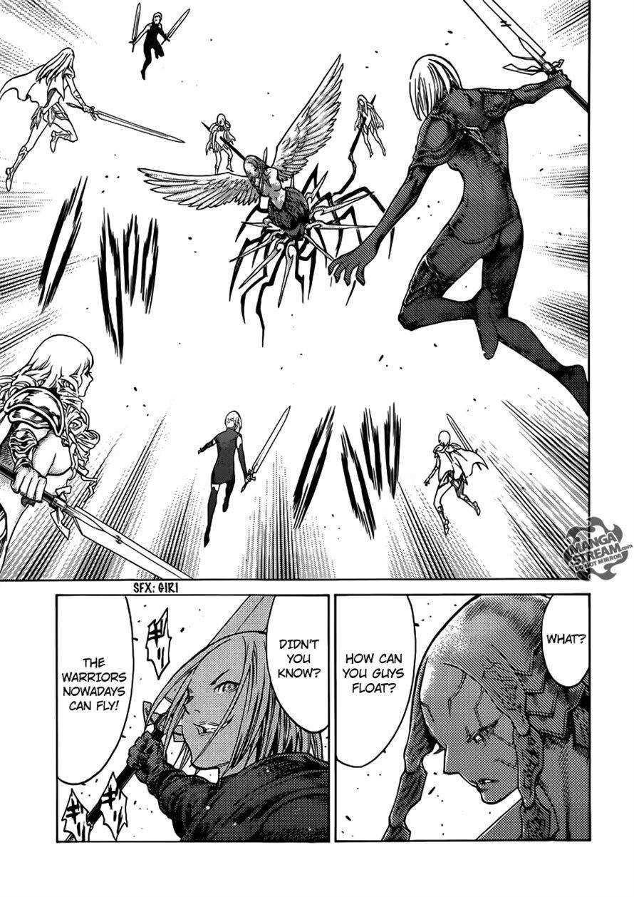 Claymore, Chapter 122 image 006