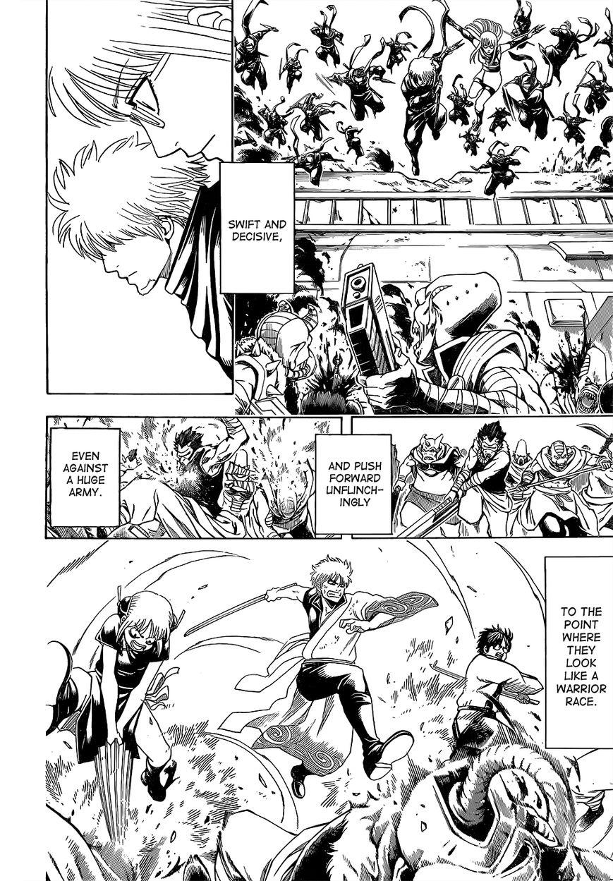 Gintama Chapter, 608 image 004