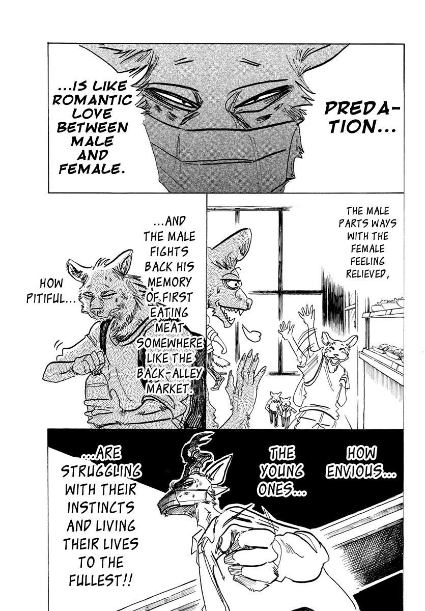 Beastars Manga, Chapter 146 image 005