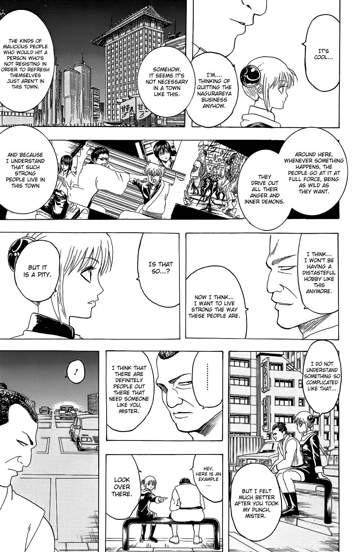 Gintama Chapter, 333 image 017