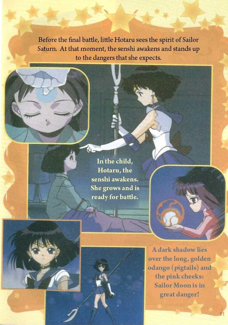 Sailor Moon, Cahpter 18 image 012