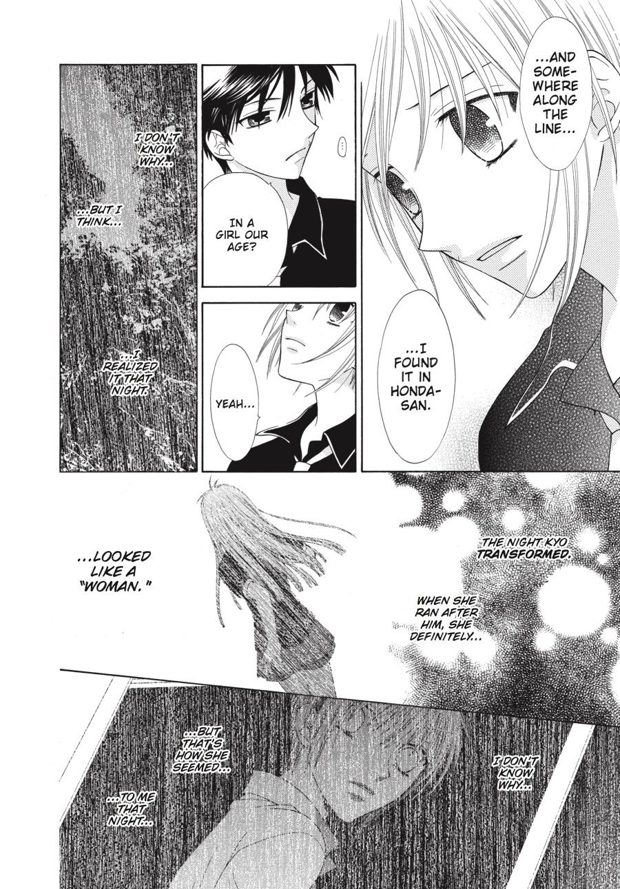 Fruits Basket, Chapter 86 image 006