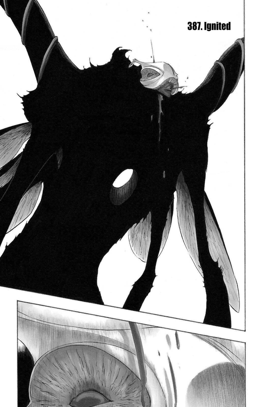 Bleach, Chapter 387 image 007