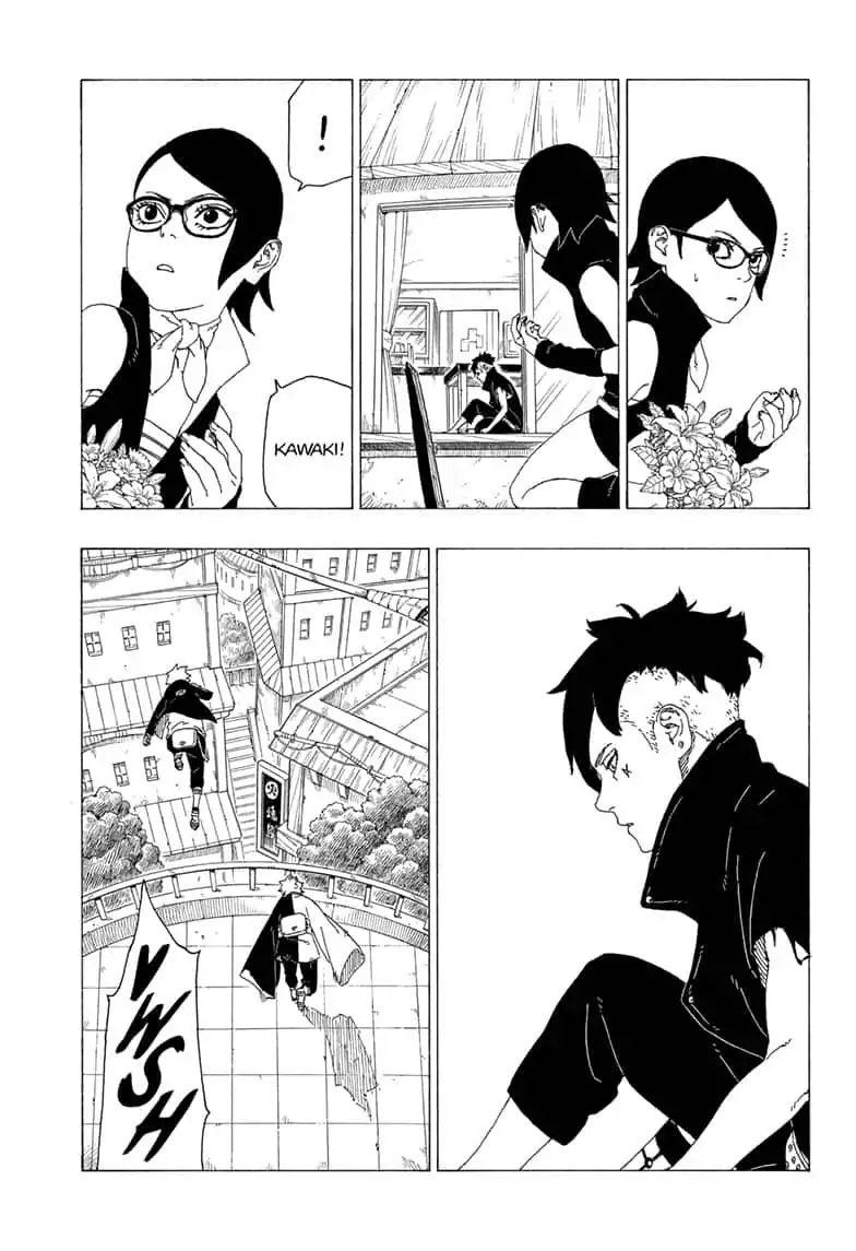 Boruto Manga, Chapter 37 image 015