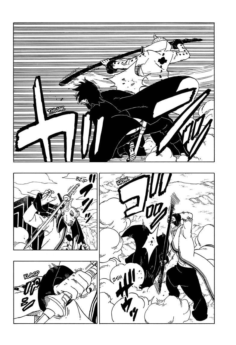 Boruto Manga, Chapter 50 image 034