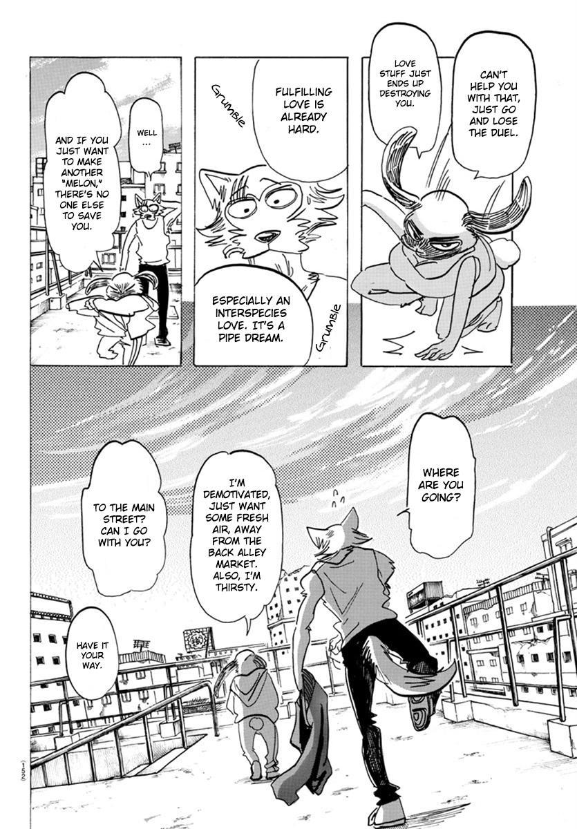 Beastars Manga, Chapter 169 image 010