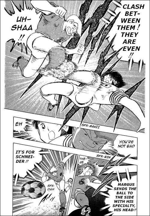 Captain Tsubasa, Chapter 106 image 021